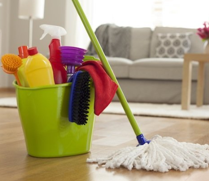 Tips for cleaning and keeping your home